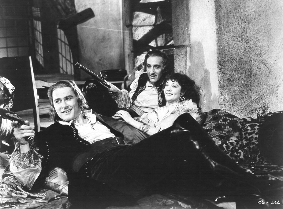 Basil Rathbone Master Of Stage And Screen Captain Blood