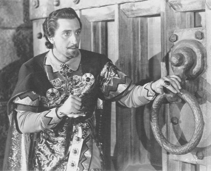 Basil Rathbone Master Of Stage And Screen The