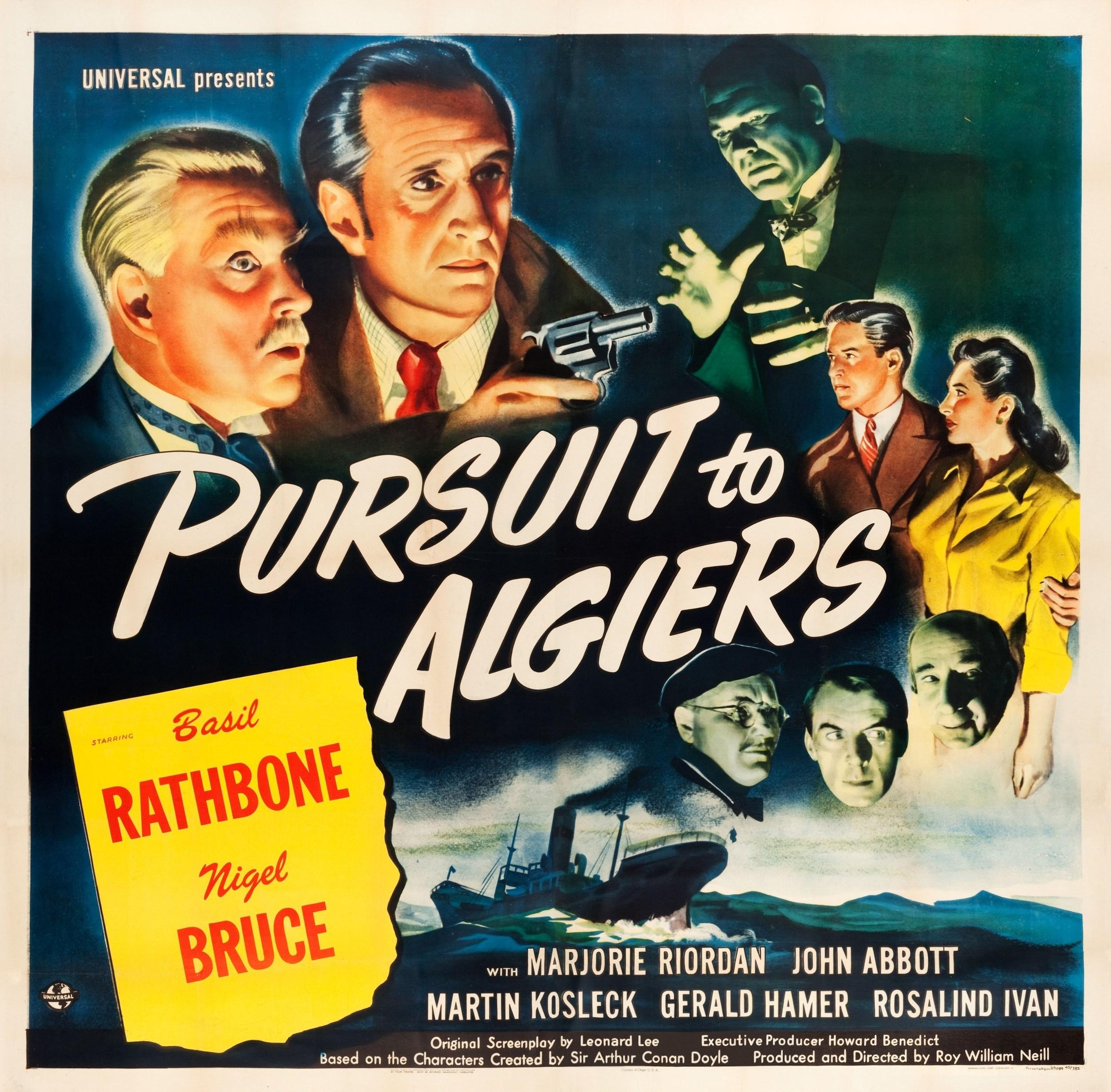 Algiers Full Movie