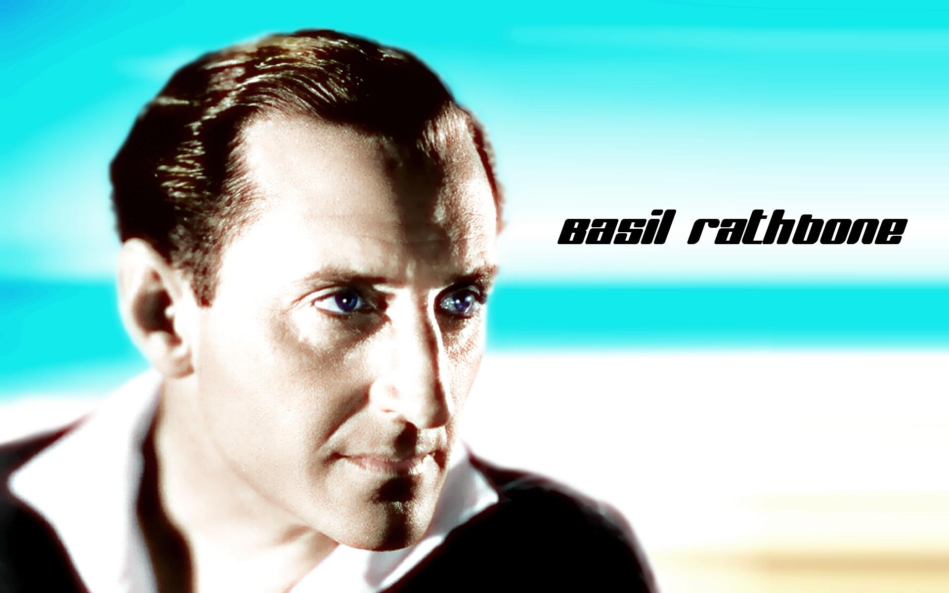 basil rathbone radio