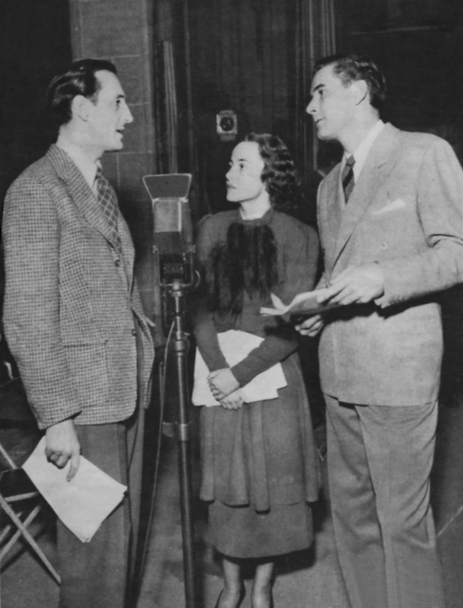 Basil Rathbone: Master of Stage and Screen - Radio Shows